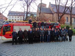 Gruppenfoto München
