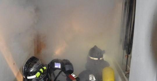 Jahresübung der Atemschutzträger