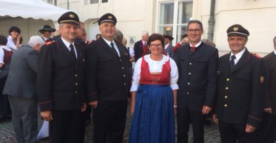 Verdienstmedaille des Landes Tirol für unser Ehrenmitglied Jakob Pichler