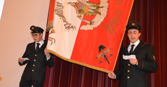 Jahreshauptversammlung der Feuerwehr Schenna